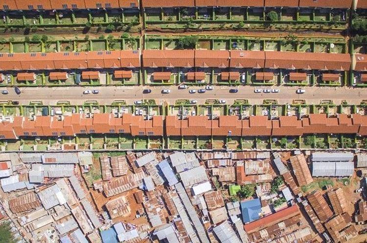 Nairobi, Kenia. JOHNNY MILLER/MILLEFOTO