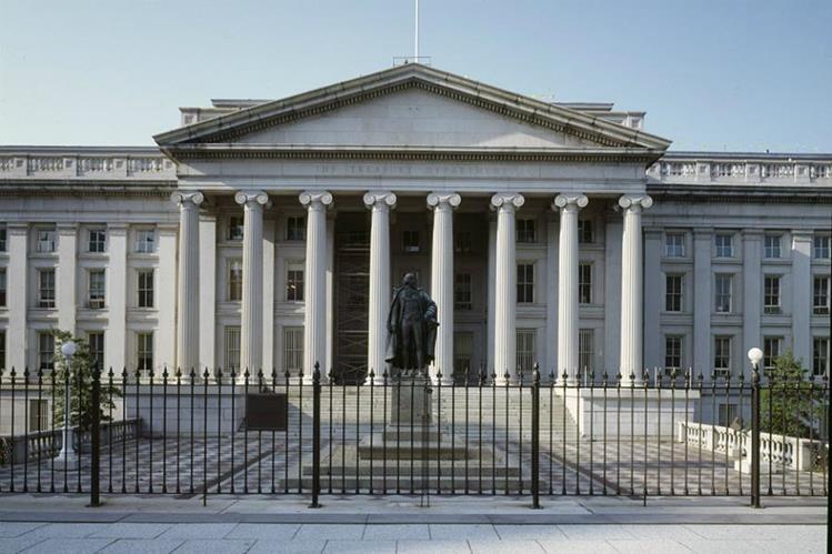 La OFAC es una oficina adscrita al Departamento del Tesoro de Estados Unidos. (Foto Prensa Libre: AFP).