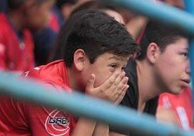 Con gol de César Morales los chivos le ganaron a los rojos en El Trébol.