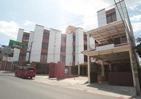 Inmueble propiedad de la empresa Siboney y alquilado por el Seguro Social en Chiquimula. (Foto Prensa Libre: Hemeroteca PL)