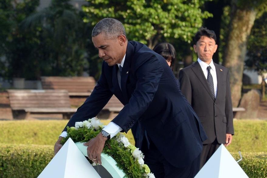 Estados Unidos lanzó la bomba en esta ciudad japonesa el 6 de agosto de 1945. (Foto Prensa Libre: AFP)