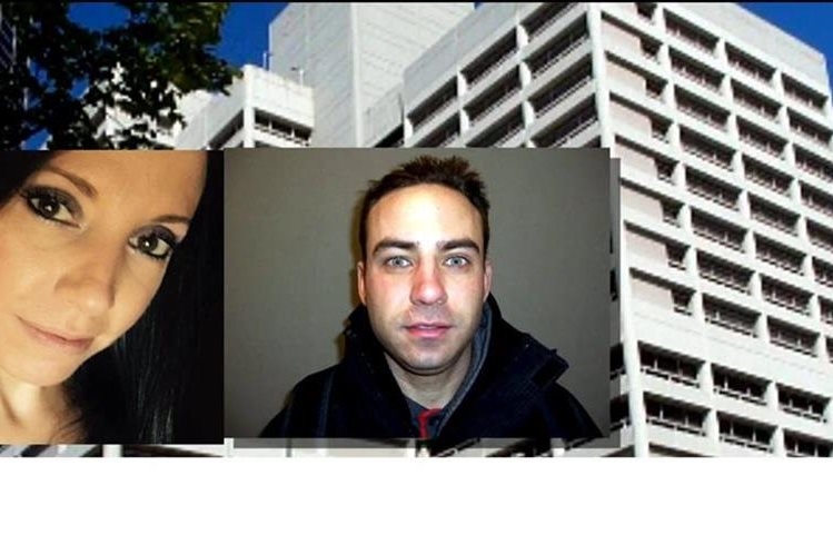 Ingrid Lyne conoció por internet a John Robert Charlton, quién es señalado como presunto asesino. (AP)