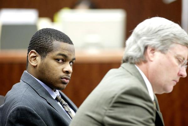 <em>Alfred Dewayne Brown, -izq.- fue exonerado por falta de pruebas. (Foto Prensa Libre: Internet).</em>