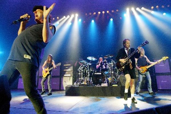 AC/DC lanzará nuevo material y prepara nueva gira. (Foto Prensa Libre: AP)