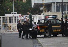 Tres internos del correccional Gaviotas se habían fugado pero fueron remitidos nuevamente. (Foto Prensa Libre: Érick Ávila)