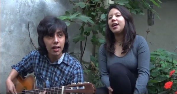 Los hermanos Zarat unieron su talento para conformar un proyecto musical. (Foto Prensa Libre: Tomada de YouTube)