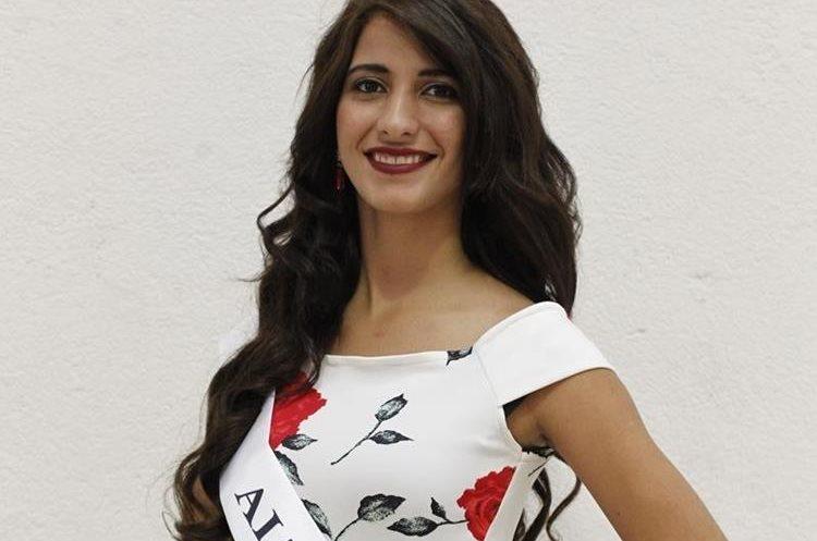 Maryuri Portillo competirá por Alta Verapaz