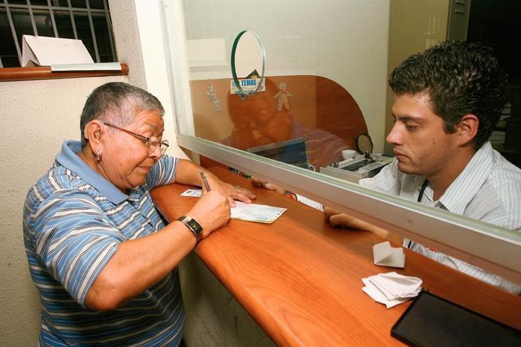 Centro de Empadronamiento del Tribunal Supremo Electoral (Foto Prensa Libre: Hemeroteca PL).