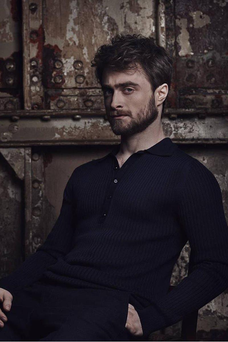 Radcliffe ya tiene 26 años y muestra una imagen más madura. (Foto Prensa Libre: Vanity Fair Italia).