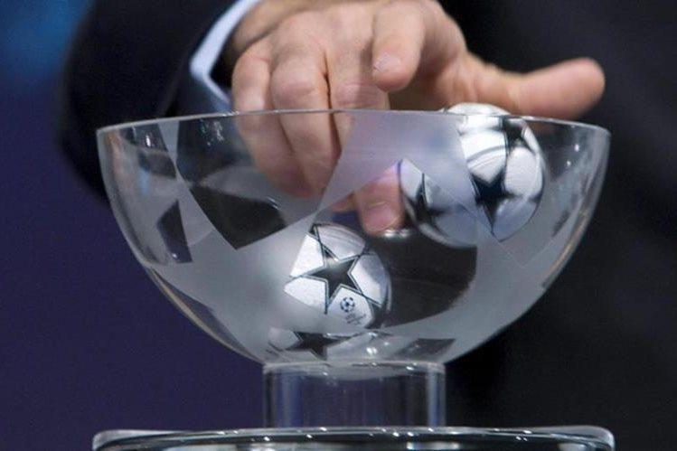 EL próximo 20 de junio se sortearán los juegos de la primera y segunda fase de la clasificación a la Liga de Campeones de Europa 2016-2017. (Foto Prensa Libre: Hemeroteca)