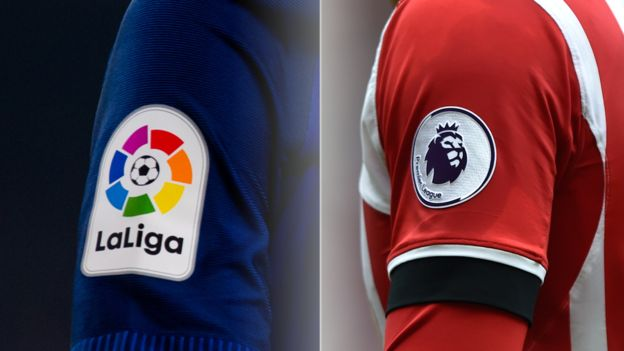 La Liga vs. Premier League, ¿cuál ganaría? (Reuters)