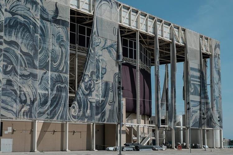 El Comité Olímpico Internacional reacciona después de las críticas por el abandono de las instalaciones. (Foto Redes).