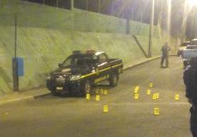 Fuerzas de seguridad sufren ataque de pandilleros