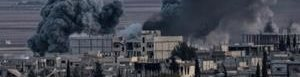 Ataques del grupo Estado Islámico en Homs.