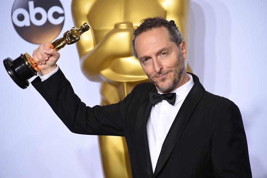Por tercer año consecutivo, Emmanuel Lubezki fue vencedor. (Foto Prensa Libre: AP)