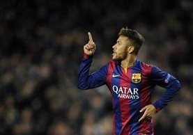 El brasileño Neymar fue incluido en la lista de personajes influyentes de la revista Times. (Foto Prensa Libre: Hemeroteca)