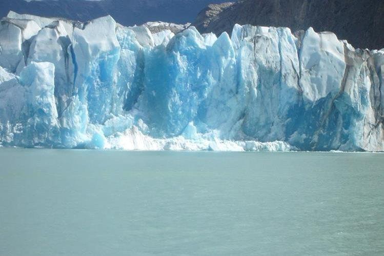 <em>Informe revela que glaciares sufren pérdidas de hielo. (Foto Prensa Ljibre:EFE.)</em>