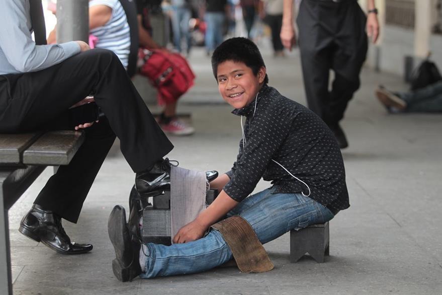 Diego Alex Morales, de 12 años.