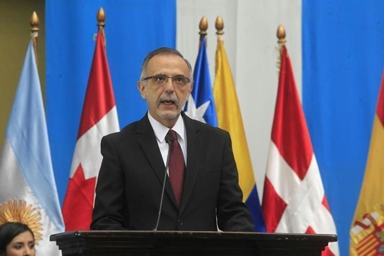Guatemala revocó la visa de trabajo al jefe anticorrupción de la ONU