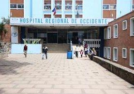Hospital permaneció varias horas sin servicio de energía eléctrica. (Foto Prensa Libre: María Longo)