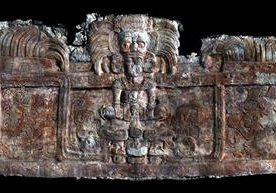 Los restos fueron encontrados en la ciudad maya Holmul