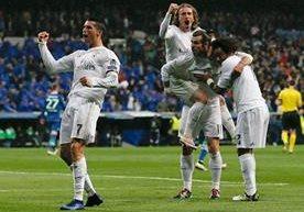 Real Madrid vence 3-0 a Wolfsburgo y avanza a semis