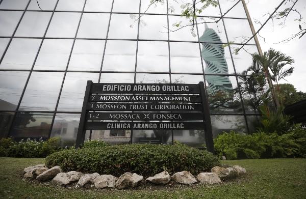 Oficinas de la firma panameña de abogados Mossack Fonseca. (AFP).