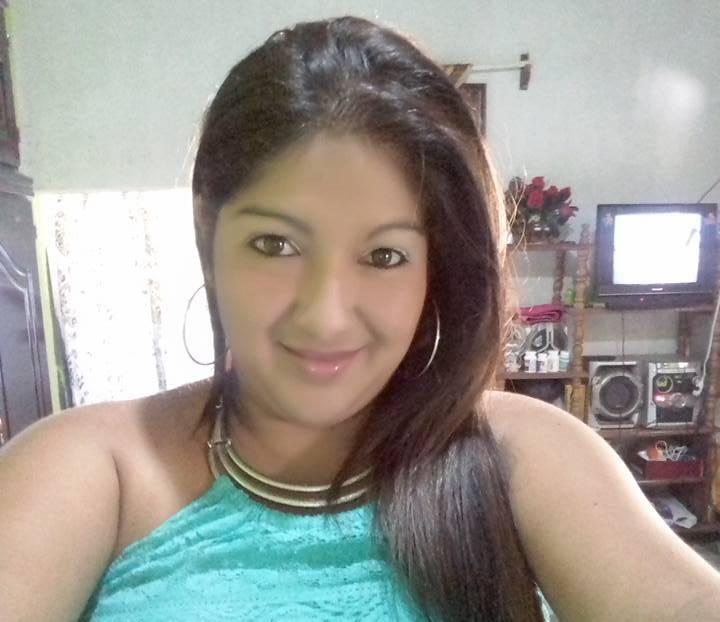 Ecenia Eunice López Sosa estuvo de servicio en la Policía Nacional Civil por seis años. (Foto Prensa Libre: Facebook)