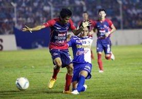 Suchitepéquez derrotó 2-0 a Malacateco este sábado.