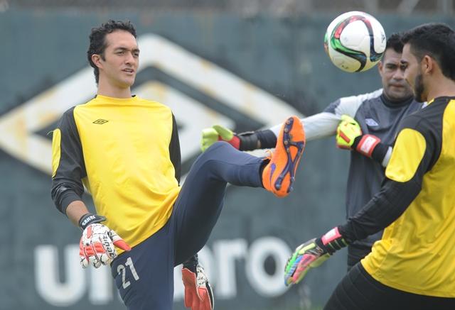 Ricardo Jerez no quiere ser parte de la Selección Nacional (Foto Prensa Libre: Hemeroteca PL).
