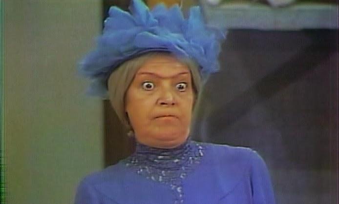 La bruja del 71 fue uno de los personajes más reprentativos de la serie el Chavo del 8. (Foto Prensa Libre: Hemeroteca PL)