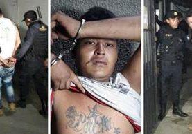 """Bayron Aroldo Ramírez Martínez, alias """"el Chino Yeca"""", de 23 años, capturado en Amatitlán. (Foto Prensa Libre: PNC)"""