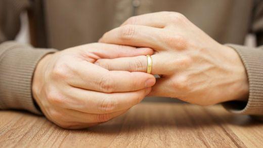 Graham dijo que cuando su esposa lo descubrió sintió alivio. GETTY IMAGES