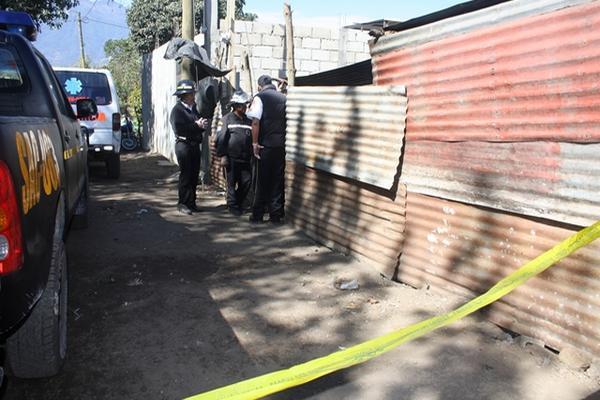<p>Eugenio Silva, vocero de los Bomberos Voluntarios, informó que fueron alertados a dicha dirección</p>