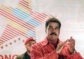 Nicolás Maduro, presidente de Venezuela.(AFP).