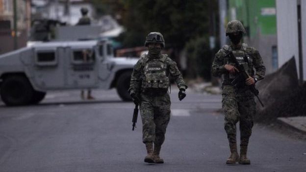 Se trata del juicio más largo en la historia de México, un país que sistemáticamente se ha visto golpeado por las disputas entre carteles de la droga. ELVIS