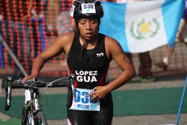 La atleta aspira con subir al podio en el Mundial de Chicago. (Foto Prensa Libre: Cortesía Digef)