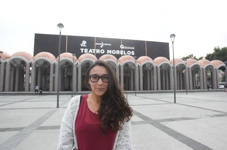 Paola Martínez Rendón, fan de Ricardo Arjona. (Foto Prensa Libre: Keneth Cruz)