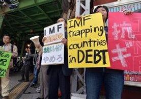 El FMI defendió por años el neoliberalismo. AFP