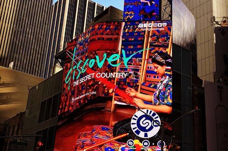 El Inguar asegura que los residentes de Nueva York se interesan más por el turismo cultural que por otro tipo de turismo. (Foto Prensa Libre: Facebook)