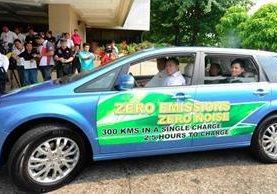 China lidera mercado de autos ecológicos. (Foto Prensa Libre: Internet)