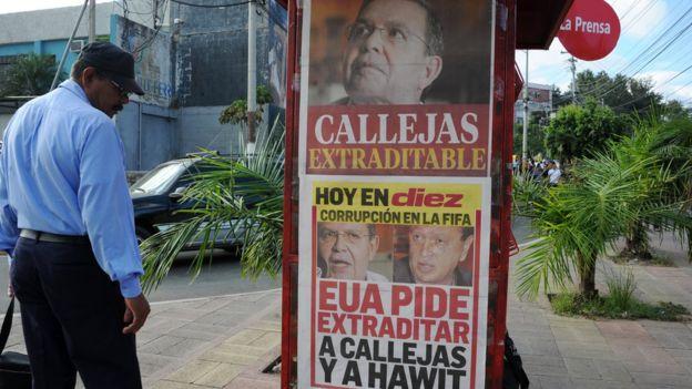 Para muchos, Honduras sigue siendo la arquetípica república bananera. AFP