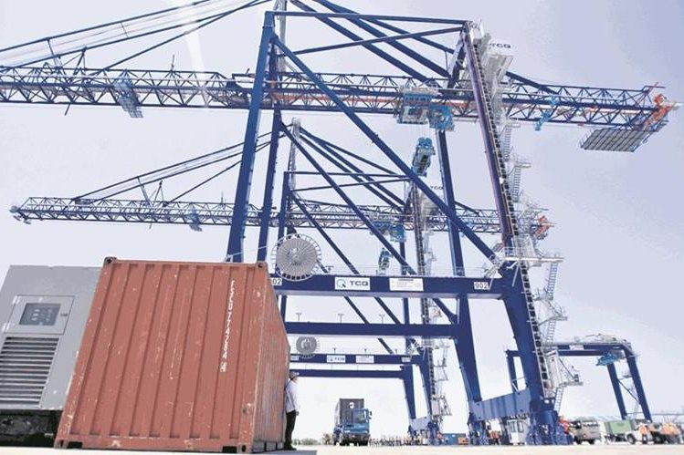 La infraestructura en TCQ prácticamente está lista para operar. (Foto Prensa Libre: HemerotecaPL)