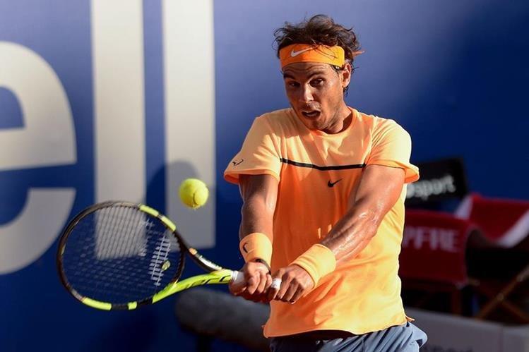 Rafael Nadal espera que haga públicos sus resultados antidopaje así como su pasaporte biológico. (Foto Prensa Libre: EFE)