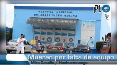 Bebés mueren en hospital