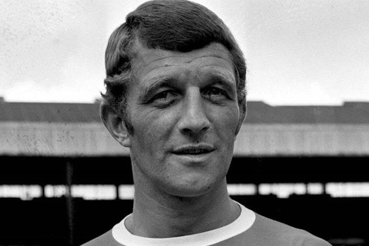 David Herd fue una de las grandes figuras del United en su época. (Foto Prensa Libre: Twitter)