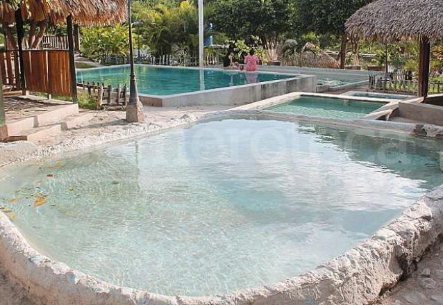 El Centro Turístico es administrado por la Asociación Comunitaria de la Aldea el Brasilar. (Foto: Hemeroteca PL)