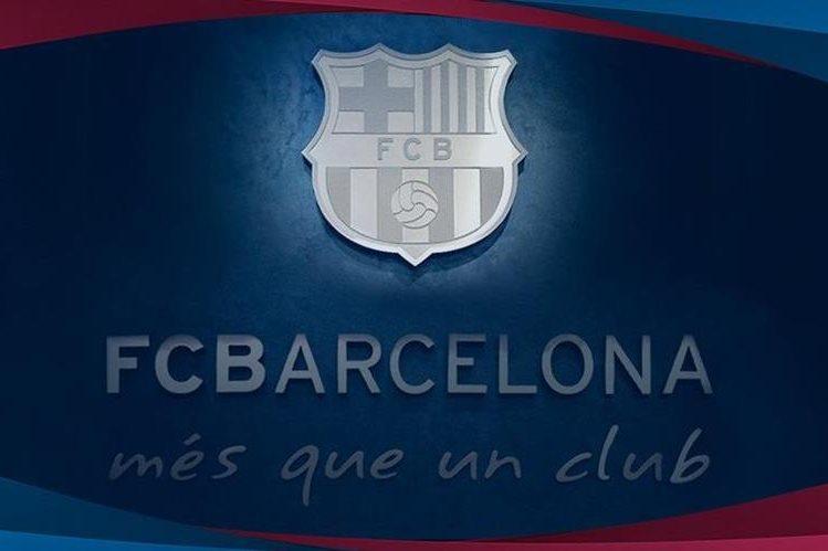"""El FC Barcelona dio a conocer en un comunicado que sus jugadores no asistirían a la gala de Fifa de los premios """"The Best"""". (Foto Prensa Libre: FC Barcelona)"""