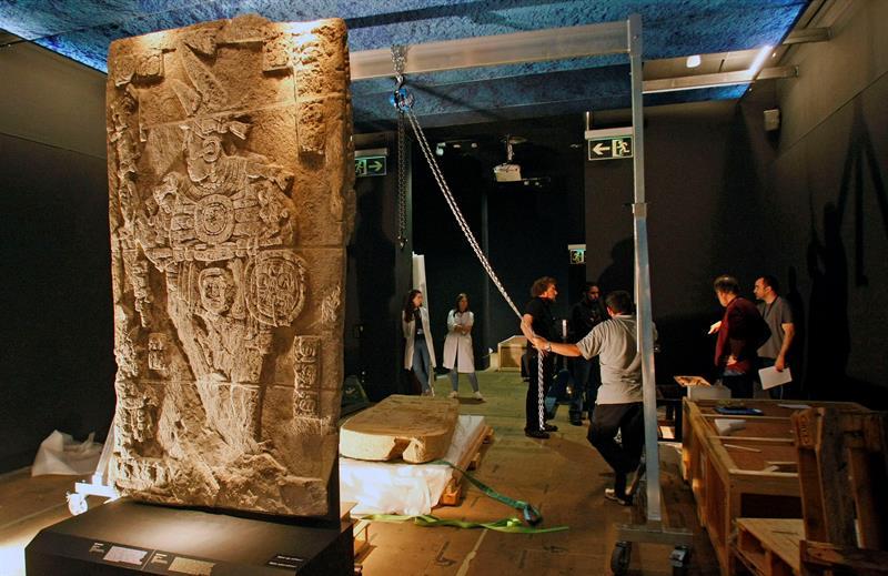 gran exposici n de los mayas invita a redescubrir en alicante espa a los tesoros de guatemala. Black Bedroom Furniture Sets. Home Design Ideas