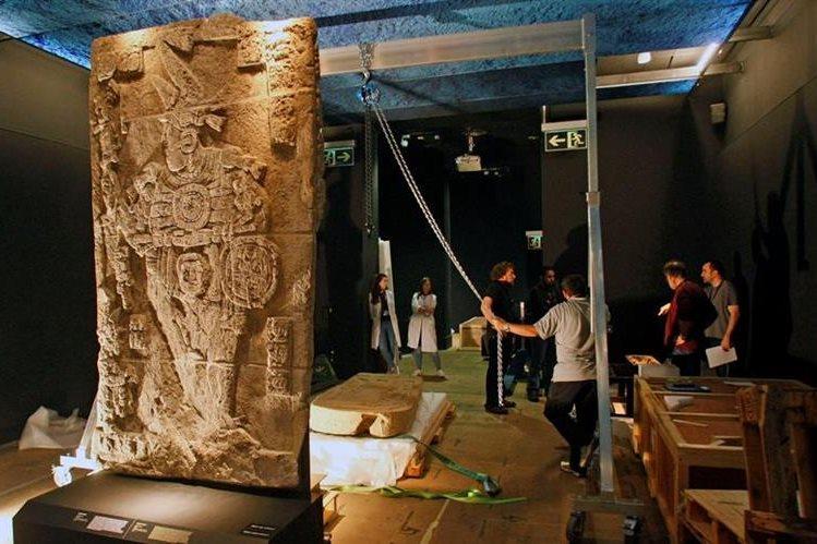 """""""Los Mayas: El enigma de las ciudades perdidas"""" es la exposición inaugurada en el Museo Arqueológico de Alicante de la Diputación, en España."""